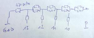 R 2R Netzwerk