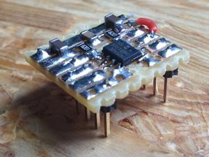 MCP 3426 Adapter