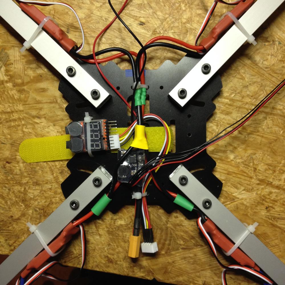 x525 Stromverteilung