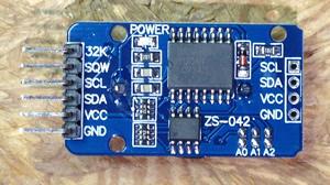 RTC3231 Aufbau