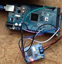 NMEA2000 Arduino Mega
