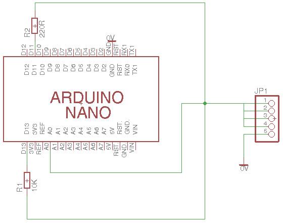 Shelvin elektronik ausprobiert und erläutert arduino